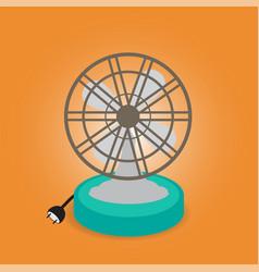 Ancient fan vector