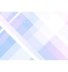 Blue purple geometric minimal background vector