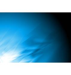 Dark blue design vector image
