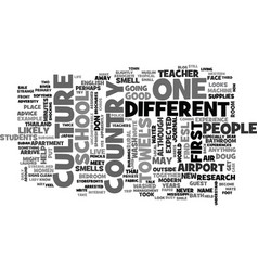 Advice for a new esl teacher text word cloud vector