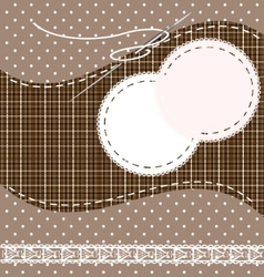 background beige-brown fantasy vector image
