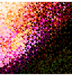 Bright Sparkle Fashion Background vector image