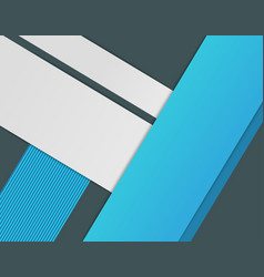 modern abstract material design background paper vector image vector image