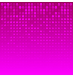 Abstract Bright Pink Background for your design vector image