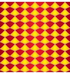 Background with patterns vector image