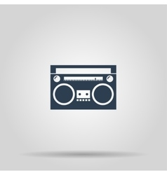Radio icon concept for design vector