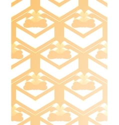Gift Wrapping Paper vector image vector image