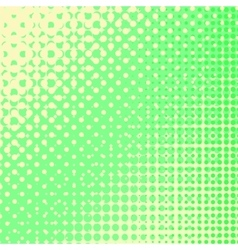 Colored halftone patterns set of halftones vector
