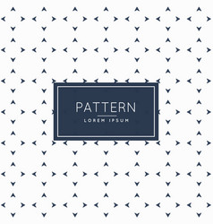 Abstract arrow shape pattern background vector