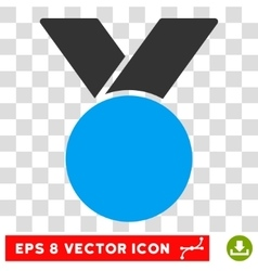 Army medal eps icon vector
