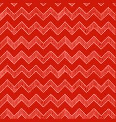 Zigzag parallel lines vector