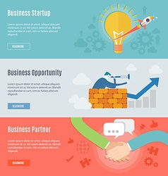 Element of Business concept icon in flat design vector image