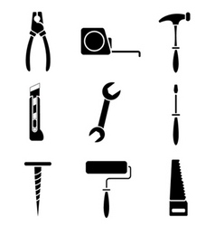work tools vector image
