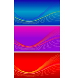 background sets vector image