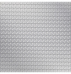 Fluted metal texture vector image