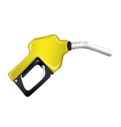 Gas pump icon image vector