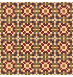 Abstract repeating pattern ready for use vector image vector image