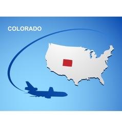 Colorado vector