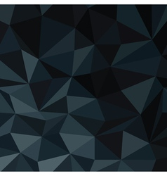 dark blue abstract diamond pattern vector image