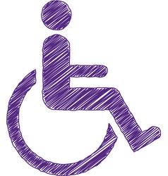 Mobility Accessibility vector image vector image