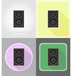 Celebration flat icons 14 vector
