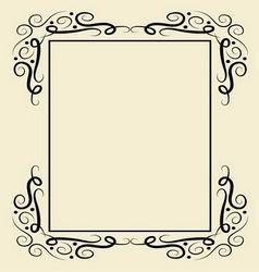 blank label 3 vector image