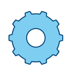 Gear wheel rotation vector