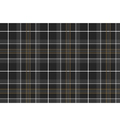 Pride of scotland hunting tartan fabric texture vector