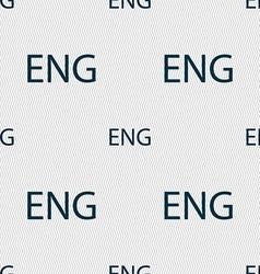 English sign icon great britain symbol seamless vector