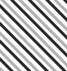 Monochrome pattern with thick gray and black vector