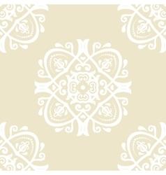 Seamless oriental background vector