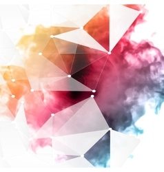 Color cloud vector