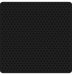 Perforation dark background vector