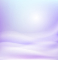 abstract fog with a glow vector image vector image