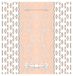Lace shades vector