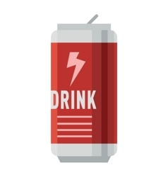 Energy drink vector image