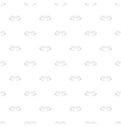 Two hands motion pattern cartoon style vector