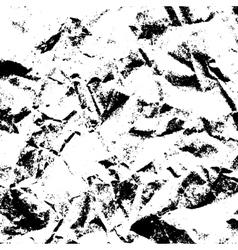 Paper crumpled overlay texture vector