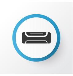air conditioning icon symbol premium quality vector image