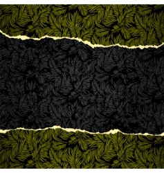 luxury wallpaper vector image vector image