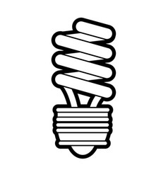 Compact fluorescent lamp vector