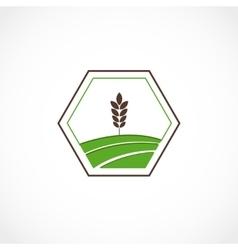 Agro icon vector