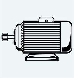 Electric motor vector