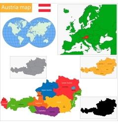 Austria ma vector