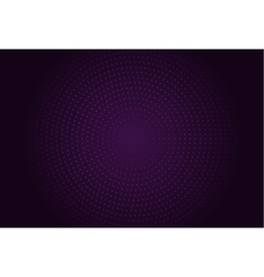 Abstract circle halftone vector
