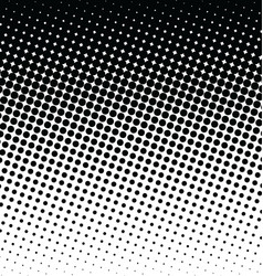 Abstract dotted background halftone effect 1 vector