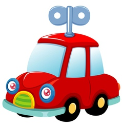 Toy Car vector image