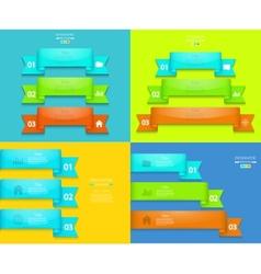 modern infographics element design Eps 10 vector image