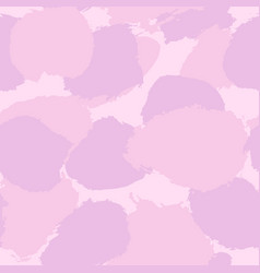 Pink abstract paint background vector