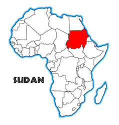 Sudan vector